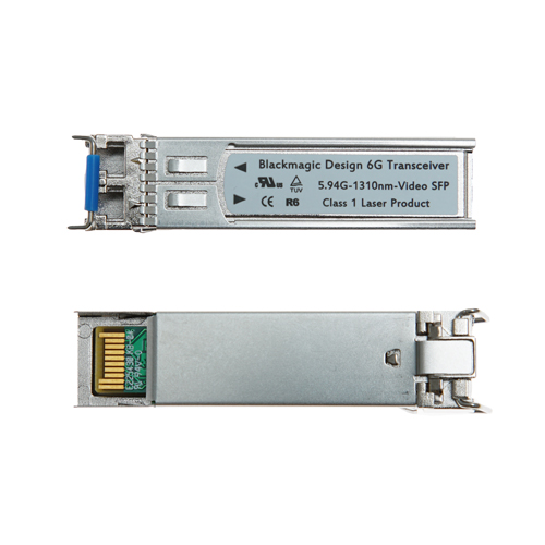 Blackmagic 6G Transreceiver SFP