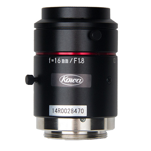 Kowa C-Mount 16mm f1.8
